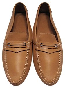 Tod's Driver Drivers Loafers Saddle Flats