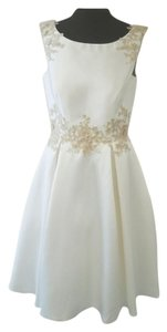 Moonlight Bridal Tea Length Wedding Dress