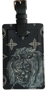 Louis Vuitton New Blue Lion Chapman Brothers Luggage Tag