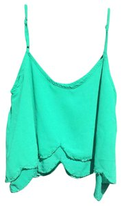 Dainty Hooligan Top Green