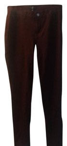 Cello Jeans Skinny Pants maroon