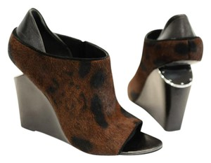Alexander Wang brown Wedges