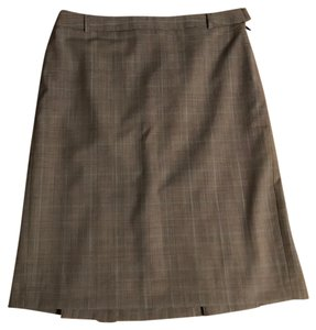J.Crew Skirt gray, black, and blue