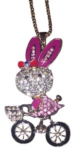 Betsey Johnson Easter Bunny Is Coming To Town