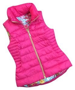 Lilly Pulitzer Quilted Packable Vest