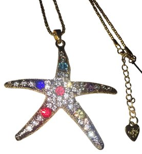Betsey Johnson Summer's Starfish Shines So Bright