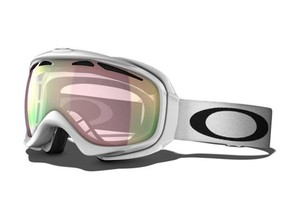 Oakley Oakley Snow Ski Goggle ELEVATE SNOW Polished Wh/VR50 Pink Irid 57-186