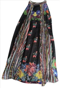 Just Cavalli Maxi Skirt multicolor