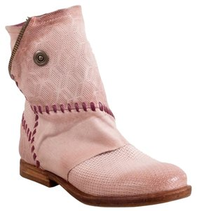 A.S. 98 Beige Boots
