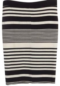 Trina Turk Skirt Black & White