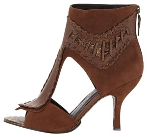 House of Harlow 1960 Brown Boots