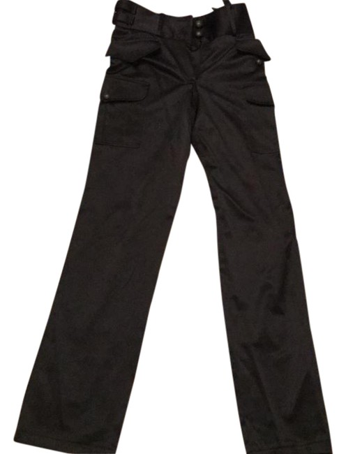 Preload https://img-static.tradesy.com/item/21121763/adam-lippes-black-satin-trousers-size-0-xs-25-0-1-650-650.jpg