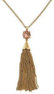 J.Crew New!! Pretty Tassel Necklace