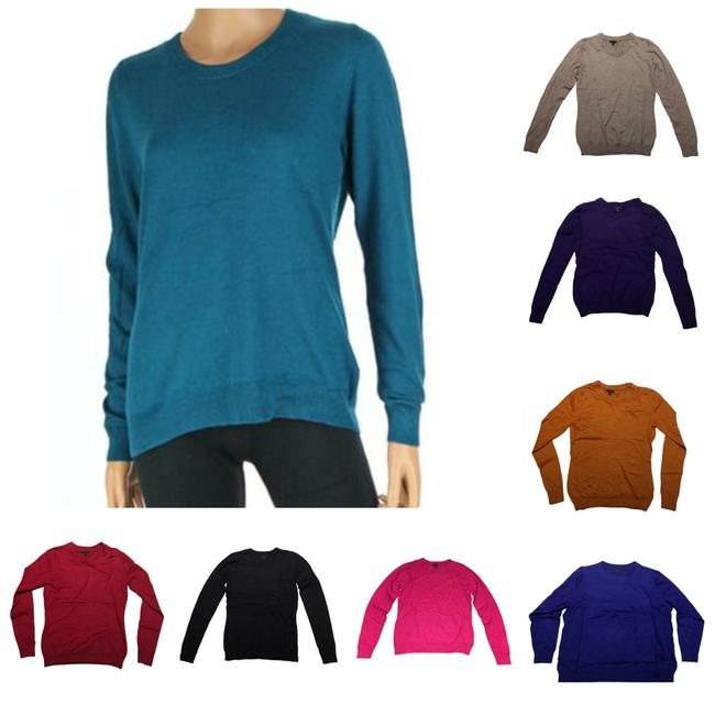 Preload https://img-static.tradesy.com/item/21121932/talbots-multiple-colors-while-supplies-last-women-s-novelty-neck-m-l-xl-xxl-sweaterpullover-size-12-0-2-650-650.jpg