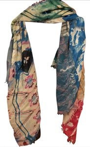 Anthropologie Colorful Scarf