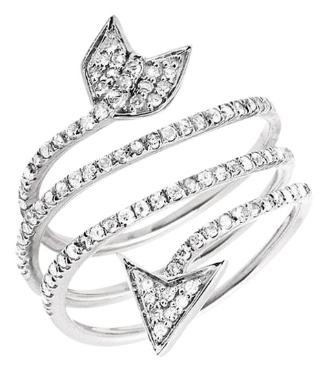 Preload https://img-static.tradesy.com/item/21122249/14k-white-gold-warp-around-cupid-arrow-genuine-diamond-orbit-strand-75ct-ring-0-1-540-540.jpg