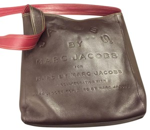Marc by Marc Jacobs brown Messenger Bag