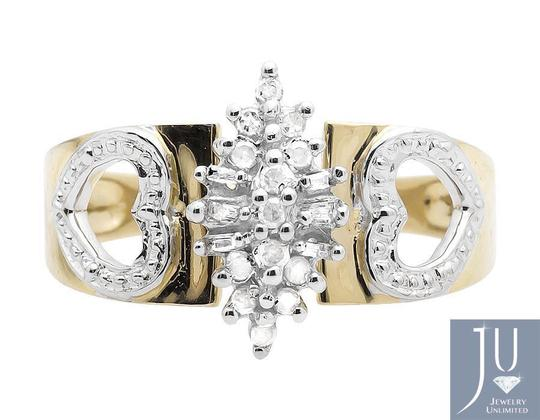 Other Marquise Composite Heart Genuine Diamond Engagement Ring 0.25ct.