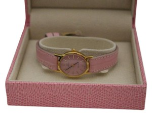 Omega Omega Geneve Swiss Ladies Manual Stainless Steel M41 Pink Watch
