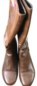 Cathy Jean brown Boots