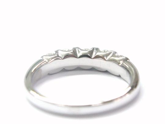 Other Fine Round Cut Diamond 5 Stone Band Ring .75CT