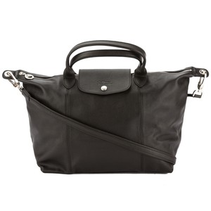 Longchamp Tote in Black