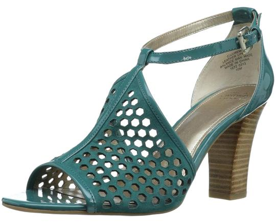 Circa Joan & David Jade Green Pumps