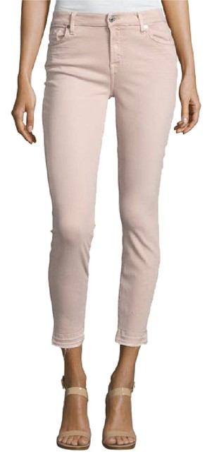 Preload https://img-static.tradesy.com/item/21122753/7-for-all-mankind-peachblush-light-wash-the-ankle-in-mauve-skinny-jeans-size-25-2-xs-0-1-650-650.jpg