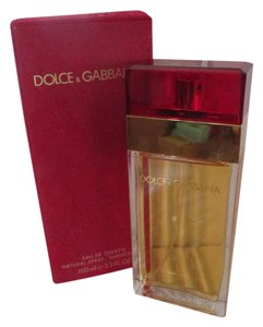 Dolce&Gabbana Re-Release of a CLASSIC! Dolce & Gabbana RED Eau De Toilette Spray