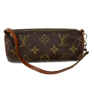 Louis Vuitton Gm Damier Azur Speedy Neverfull Brown Clutch