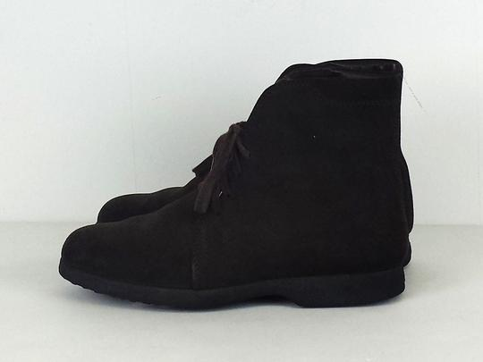 Tod's Suede Brown Boots