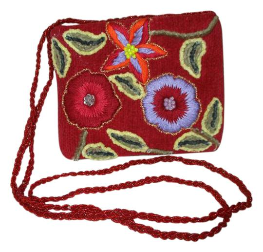 Preload https://img-static.tradesy.com/item/21123249/by-santi-small-embroidered-beaded-red-multi-cotton-cross-body-bag-0-1-540-540.jpg