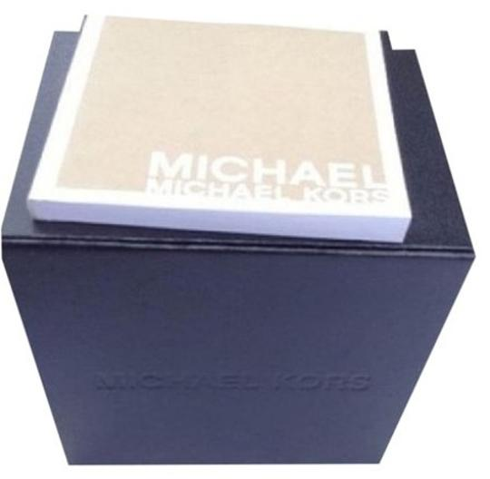 Michael Kors Box Watch Box Gift Box Case Pillow And Booklet
