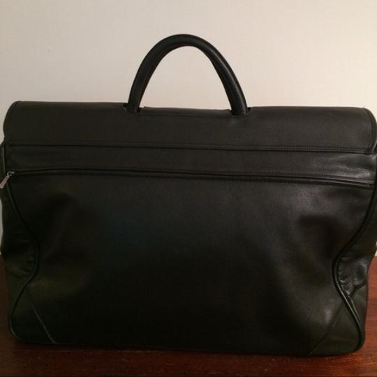 Longchamp Black Travel Bag