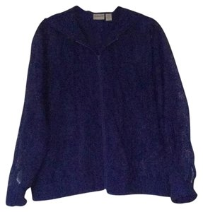 Chico's Royal blue Jacket