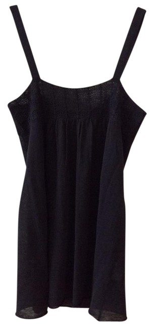 Preload https://img-static.tradesy.com/item/21123377/margaret-o-leary-black-knit-with-adjustable-straps-tank-topcami-size-2-xs-0-1-650-650.jpg