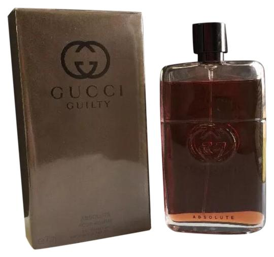 gucci guilty absolute pour homme eau de parfume spray 90. Black Bedroom Furniture Sets. Home Design Ideas