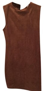 Chloe K short dress brown on Tradesy