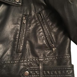 lulu & Veronica Motorcycle Jacket