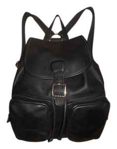 Coach Vintage Leather Backpack