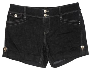 White House | Black Market Cuffed Shorts