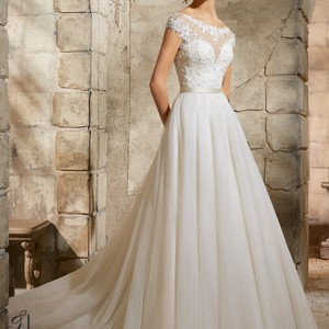 Mori Lee Mori Lee 5362 Wedding Dress