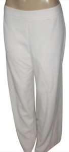 Coldwater Creek Wide Leg Pants Ivory