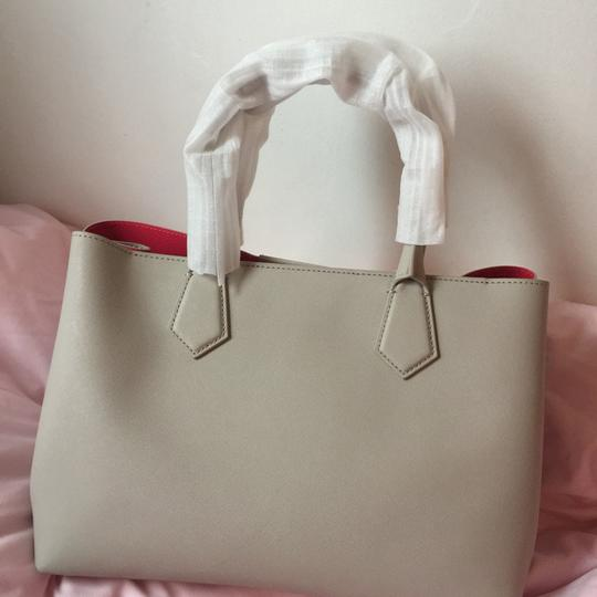 Karl Lagerfeld Tote in gray