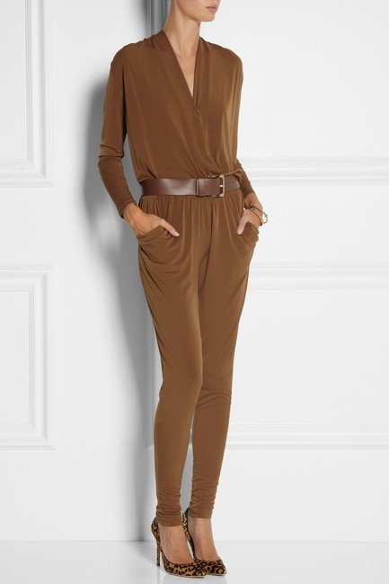 Michael Kors Belted Fall Night Out Dress