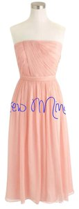 J.Crew Strapless Wedding Prom Flowy Dress