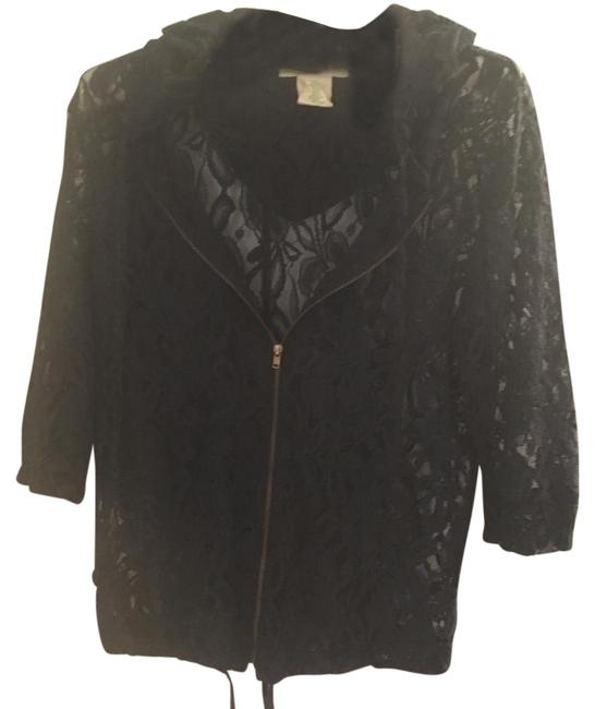 Preload https://img-static.tradesy.com/item/21124564/urban-outfitters-navy-all-lace-sweatshirthoodie-size-0-xs-0-1-650-650.jpg