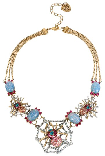 Preload https://img-static.tradesy.com/item/21124688/betsey-johnson-two-tone-pave-spider-web-statement-necklace-0-1-540-540.jpg