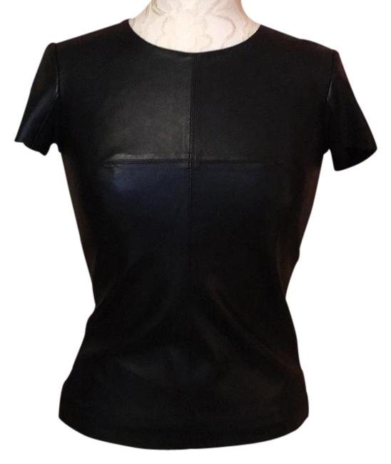 Preload https://img-static.tradesy.com/item/21124827/bailey-44-faux-leather-night-out-top-size-2-xs-0-1-650-650.jpg