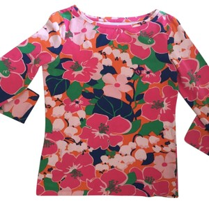 Talbots T Shirt Floral